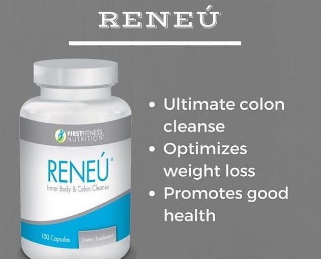 RenÈ Inner Body & Colon Cleanse Supports cleaning and detoxification of …