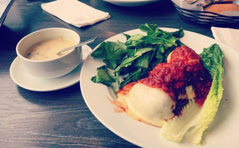 Missing this #keto delicious on # griddle24 #chicago. Meatballs and cream of …