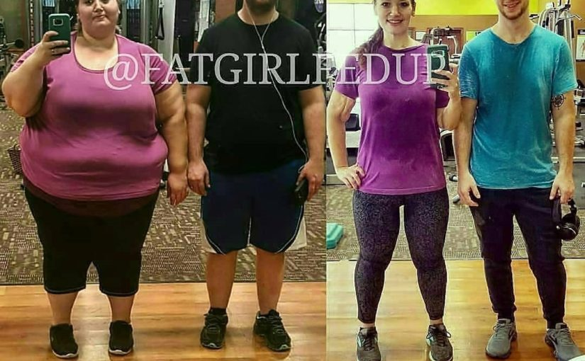 @fatgirlfedup – -407lbs in 2 years! We were full of life …