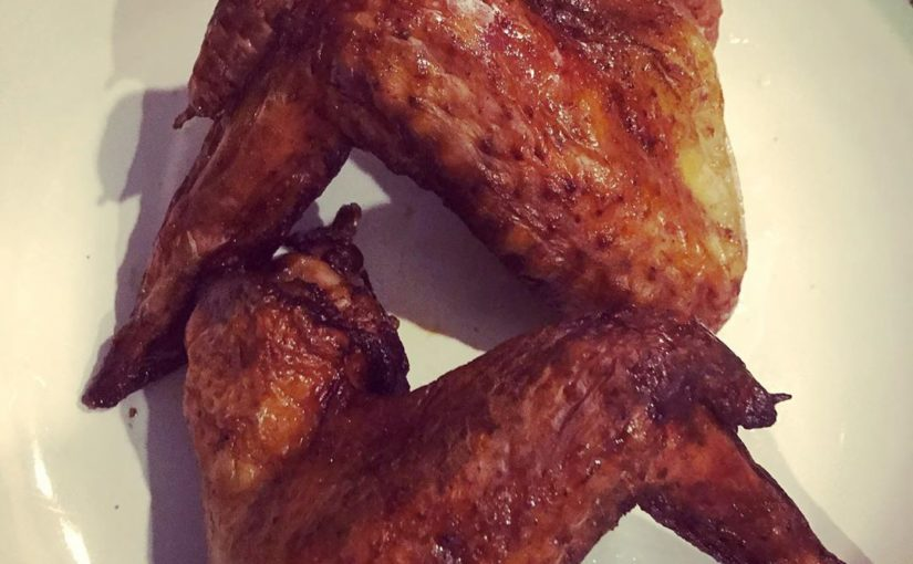 Want fried food? Get yourself an Air Fryer … I marinated with ginger ground pow …