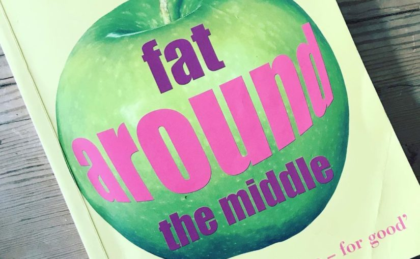A great book about how hormones can cause you to store fat around your stomach …