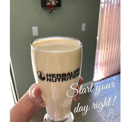 The taste you love, the nutrition you need  Control your weight on the Herbalife route …
