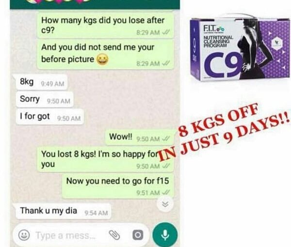 Incredibly clean 9 result . . 8 KGS DOWN . . Check US for more information +255743 …