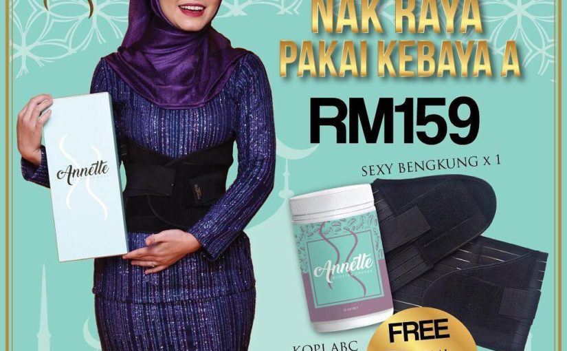 [ BOOSTER RAYA ]   Complete package for all of you who want to look beautiful …