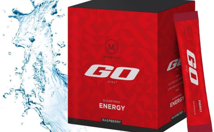 Are you ready for week  this week? GO – Natural, sugar-free energy for …